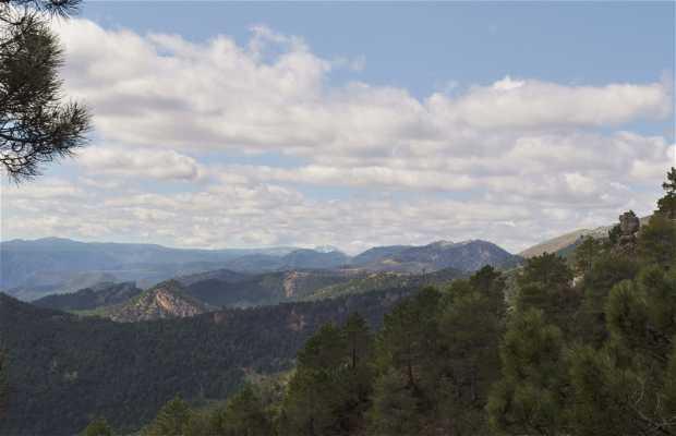 Hiking: Arguellite Sima Calar