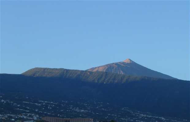 Observatoire astronomique de Teide