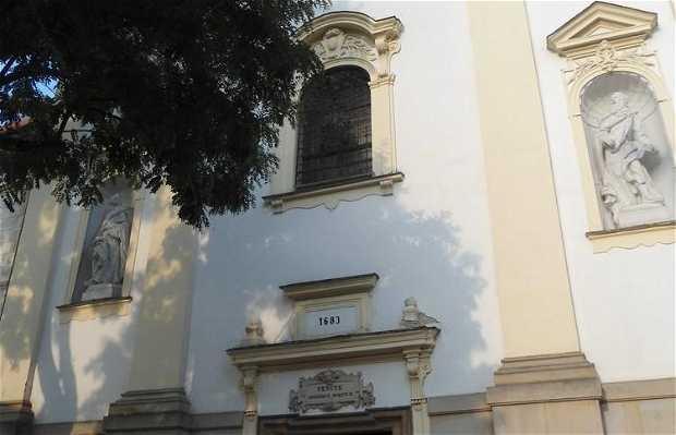 Eglise Lastor