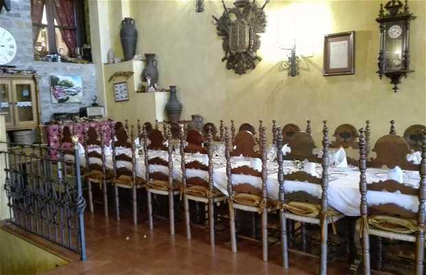 Restaurant Bodegón de Mallacán y Posada Real