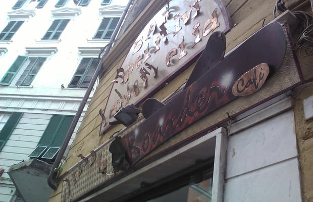 Bourder Café