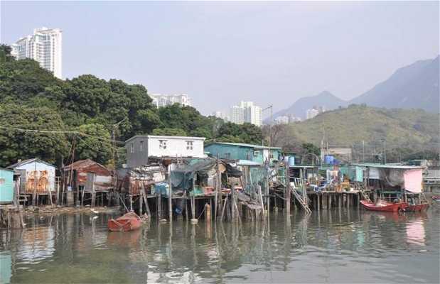 Bahía de Tung Chung
