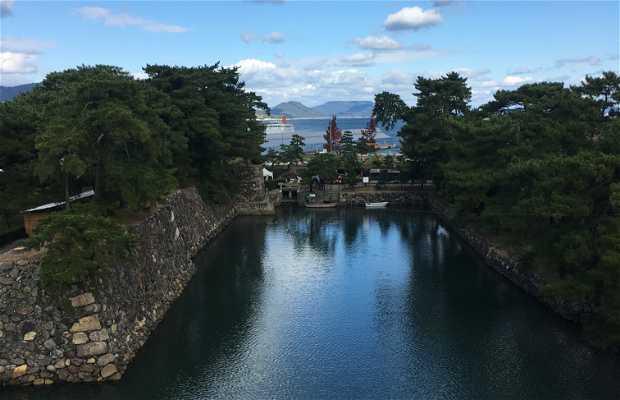 Castillo de Takamatsu