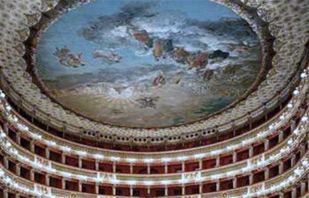 Teatro de San Carlos
