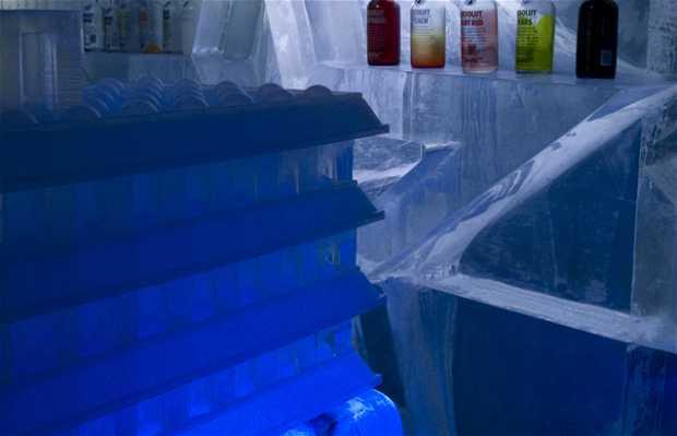 Icebar dell'Icehotel