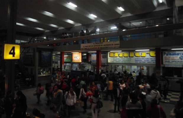 Estación de trenes de Jujuy