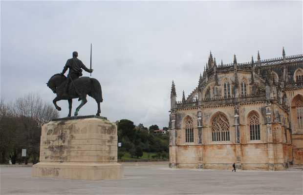 Estátua Equestre D. Nuno Álvares Pereira
