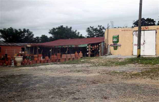 Museo Vivo del Tabaco a Higüey