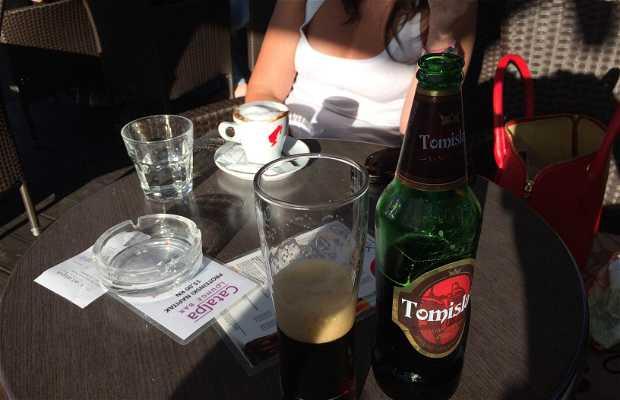 Catalpa lounge bar