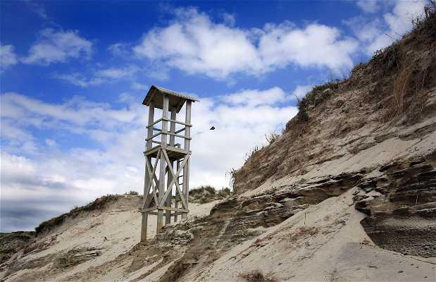 Santa Comba Beach