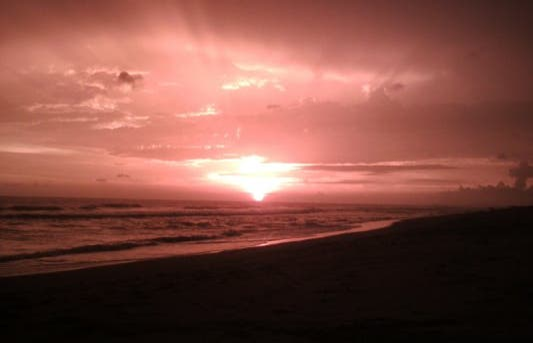 Plage Beau (Playa Linda)