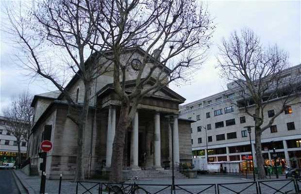Chiesa Notre-Dame-de-la-Nativité de Bercy