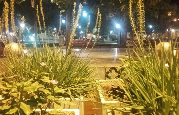 Plaza Libertad - Santiago del Estero - Argentina