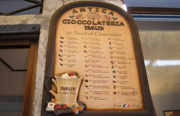 Antica Cioccolateria