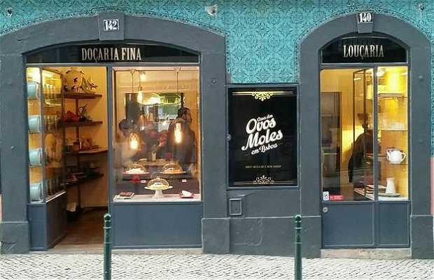 Casa dos Ovos Moles em Lisboa