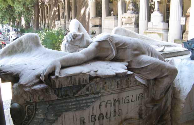 Cemitério Monumental de Staglieno
