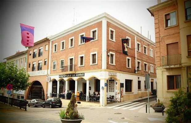 Cafetería Los Condes