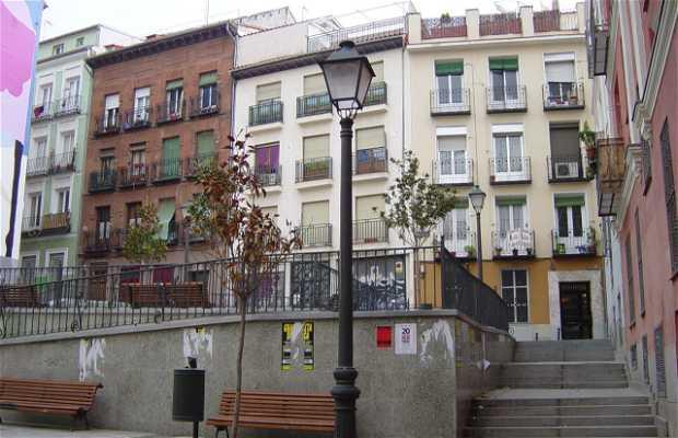 Plaza de los Ministriles Chica