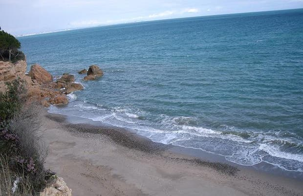 Playas y Calas de Miami Platja