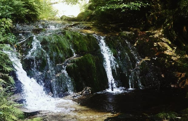 All Saints Waterfalls
