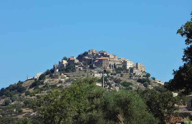 Les villages balanins