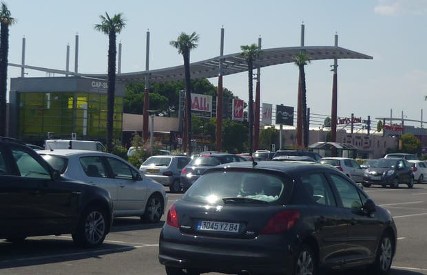 Centro comercial Cap Sud