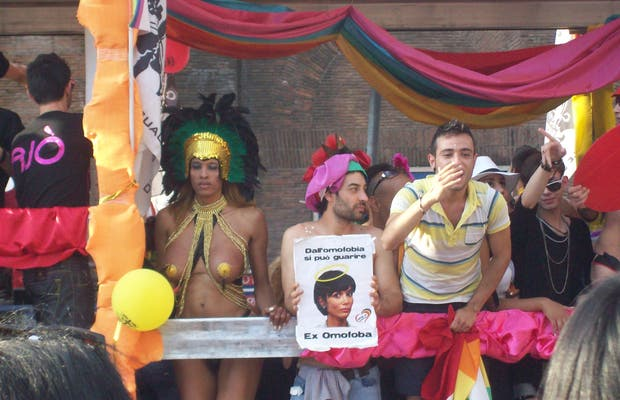 Gay Pride Day a Roma