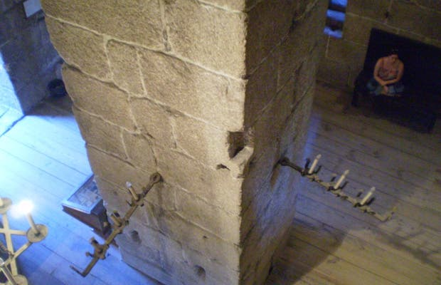 Torre de Menagem - Torre del Homenaje