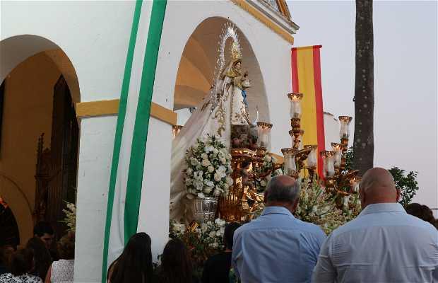 Procesión de la Virgen de la Estrella