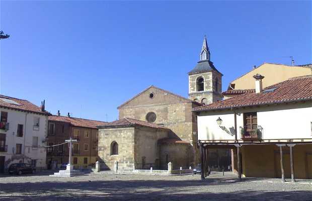 Plaza del Grano a Leon