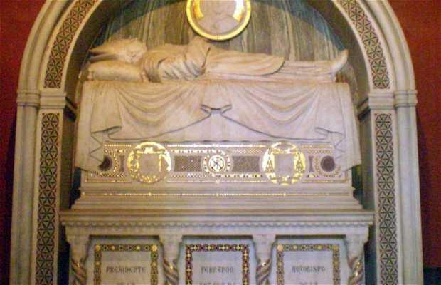 Le Mausolée de l'Archevêque Mérinos