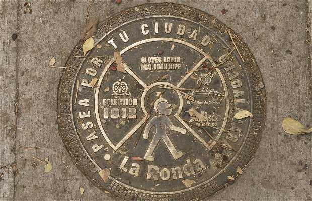 Paseo por Guadalajara con La Ronda