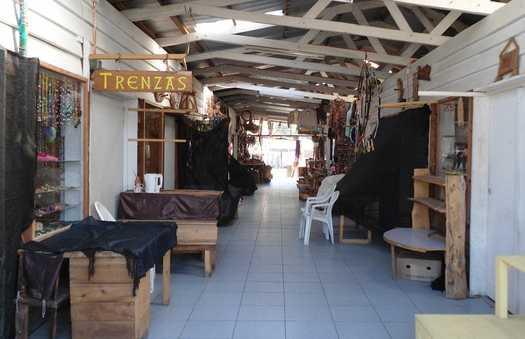 Feria artisanale de Pucon