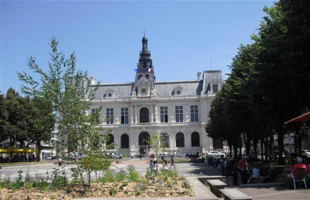Mairie de Poitiers (Town Hall)