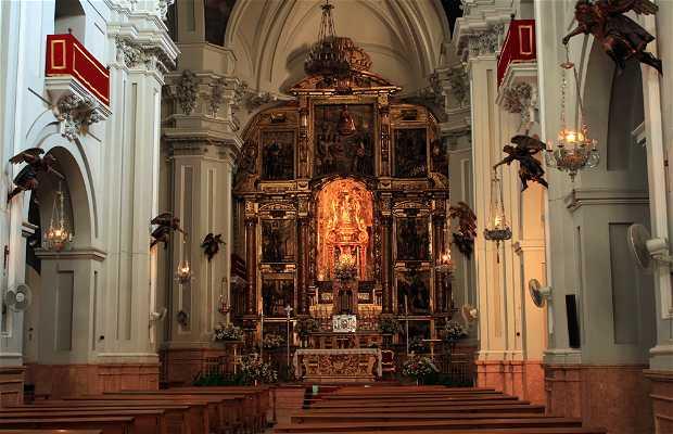 Il Real Santuario de Nuestra Señora de la Victoria a Malaga