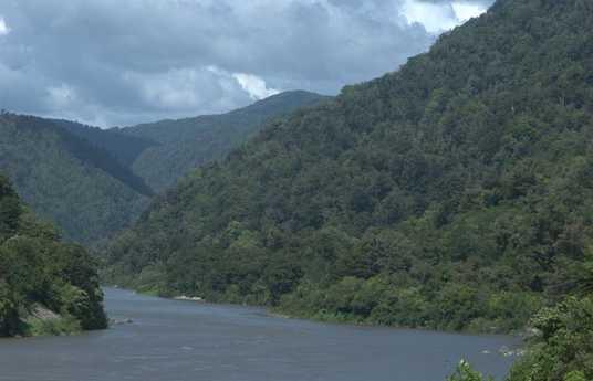 Riserva del Lower Buller Gorge