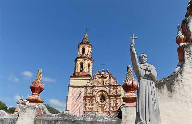 Misiones Franciscanas
