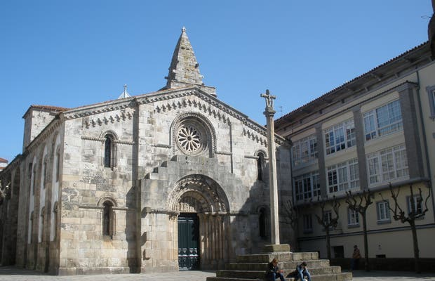 Santa María do Campo church