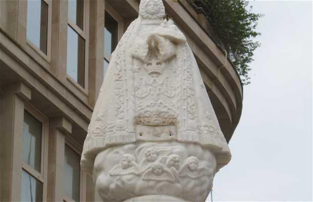 Virgin de los Llanos