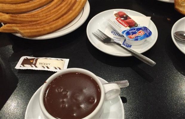 Restaurante Chocolateria El Castillo
