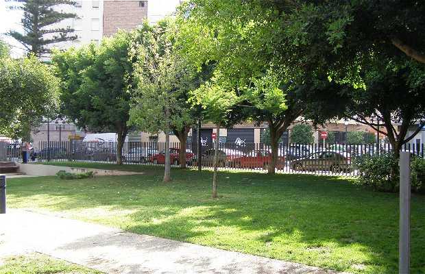 Jardín Calle Chile - Valencia
