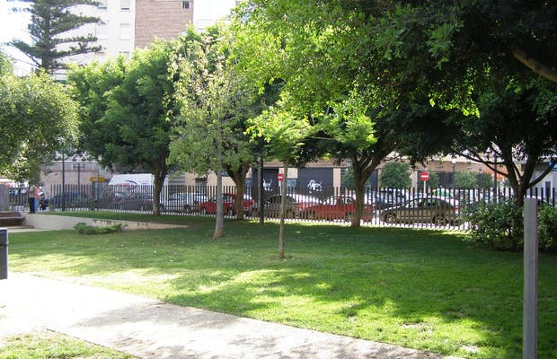 Jardin Calle Chile