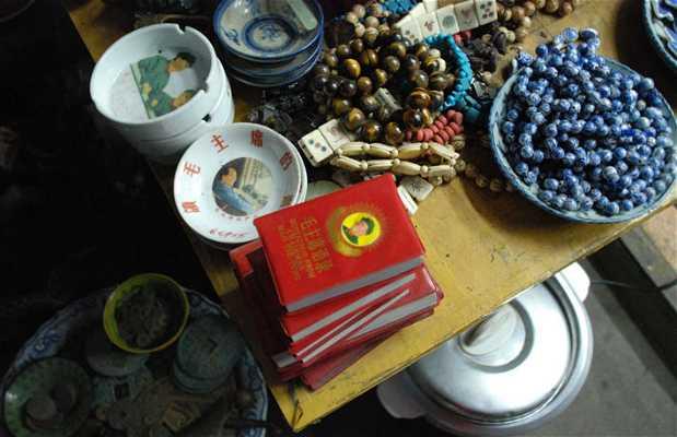 Dongtai Street Flea Market
