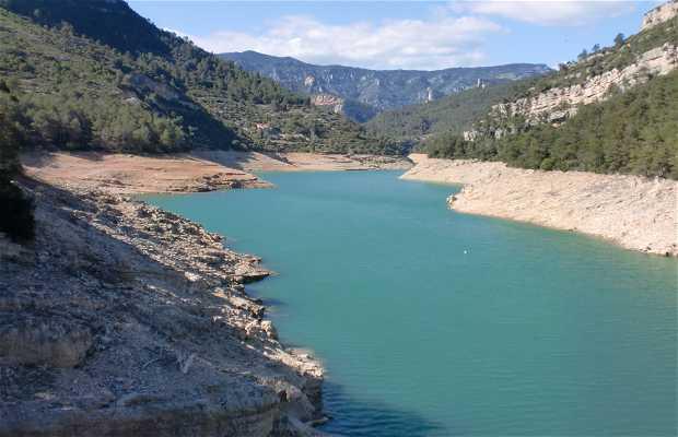 Embalse de Ulldecona - Parque Natural Tinença de Benifassà