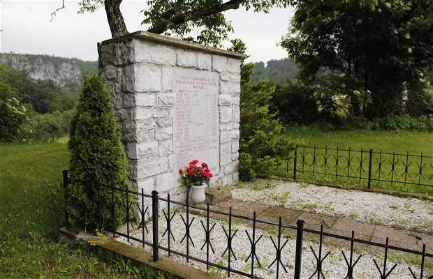 Memorial a las Víctimas de la Segunda Guerra Mundial