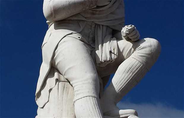 Monumento a Robert Burns