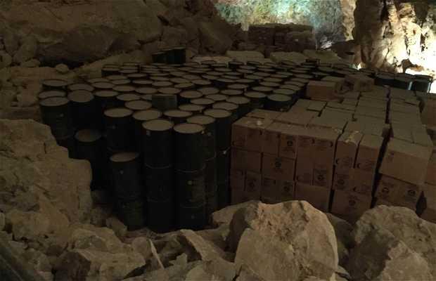 Refugio antimisiles gc cavern