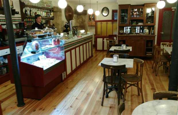 Casa Martija cafetería delicatesen