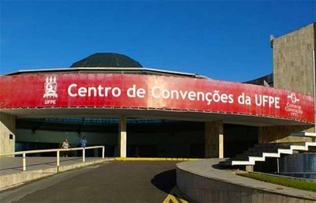 Centro de Convencoes da UFPE - Concha Acustica Theater