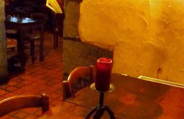 Restaurant crêperie le 1513, Clermont ferrand